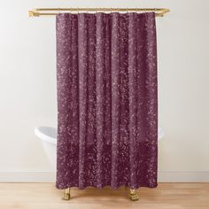 Summer Patterns, Mosaic Patterns, Pattern Design, Purple Hearts, Shower Curtains, Printed, Red Wine, Home Decor, Phone Cases