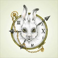 White Rabbit ~ Courtney Brims