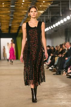 Jason Wu, the Taiwanese-born designer, presents his fall women's collection.