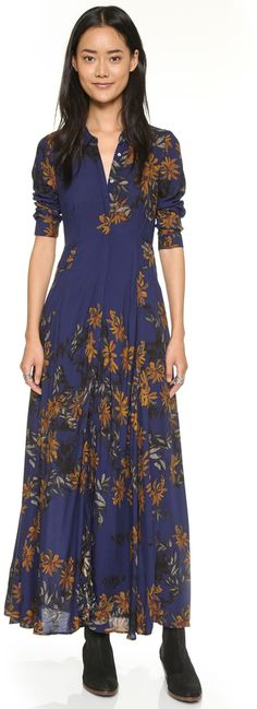 Free People 60s After The Storm Dress - Click link for product details :)