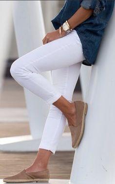 4f8112f3634 alpargata   espadrille Minimal + Classic  Summer classics   white jeans