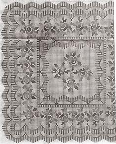 Watch The Video Splendid Crochet a Puff Flower Ideas. Phenomenal Crochet a Puff Flower Ideas. Crochet Square Patterns, Doily Patterns, Crochet Motif, Crochet Doilies, Crochet Stitches, Crochet Puff Flower, Crochet Flowers, Unique Crochet, Beautiful Crochet
