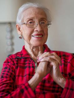 Katherine Johnson, Legendary Mathematician and Inspiration for the Upcoming Film Hidden Figures, Turns 98 African American Makeup, African American Hairstyles, African American History, Nasa, Katherine Johnson, Hidden Figures, Upcoming Films, African Diaspora, Badass Women