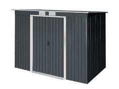tepro Metallgerätehaus Pent Roof 6x4  200x124