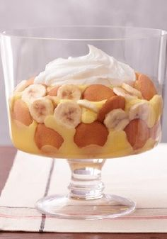 Easy Southern Banana Pudding – We've done it again. Taken a classic dessert, kept all the big flavor and whittled it down to a 5-ingredient wonder. No one has to know it only took minutes to make.
