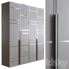 Wardrobe Design Bedroom, Girl Bedroom Designs, Girls Bedroom, Bedroom Decor, 3d Max, Built In Wardrobe, Soap Recipes, Wardrobes, House Plans