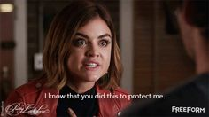 """We Watched """"Pretty Little Liars"""" Season 6 Episode 13 And Had A Lot Of Thoughts Watch Pretty Little Liars, Pretty Little Liars Seasons, Family Show, Abc Family, Ezra And Aria, Pll Cast, Dressing, Addiction, Feels"""