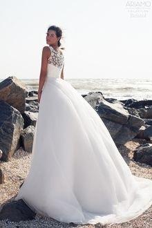 Свадебное платье «Бристоль» Ариамо Брайдал— купить в Москве платье Бристоль из коллекции 2016 года
