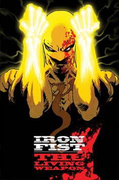 IRON FIST: LIVING WEAPON #1 - KAARE ANDREWS / variant cover by Dale Keown, Mike Del Mundo