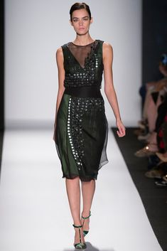 Carolina Herrera (Colección SS 2014) #MBFWNY #vestidodefiesta #vestidosinvitadas #dress