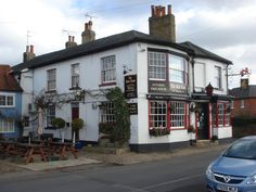 Red Lion, Chenies mentioned in the Mail On Sunday's top 100 pubs in England