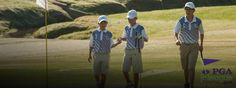 PGA Junior League Golf. League golf had kids falling in love with the game.