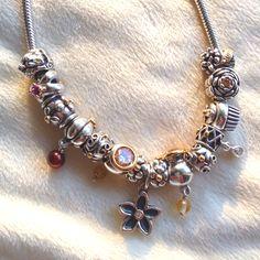 My Pandora necklace...