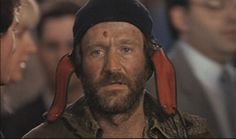 """Robin Williams in """"The Fisher King"""" (Terry Gilliam, 1991)"""
