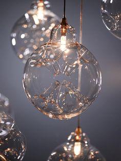Le JaRdin de l'îL d'ElLe// light, glass, shape