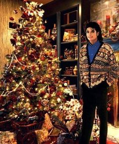 Merry Christmas Michael Jackson Neverland Valley ranch
