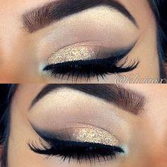 Love the eye makeup #gorgeous #makeup #inspiration