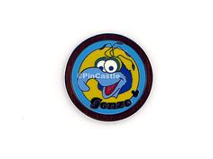 Disney Cast Lanyard Pin Muppets Gonzo