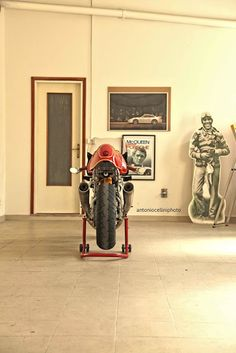 Ducati Cafe Racer by Marco Rebecchi - Marco OnePercenter R #motorcycles #caferacer #motos   caferacerpasion.com