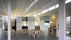 Gallery of Montpelier Community Nursery / AY Architects - 7