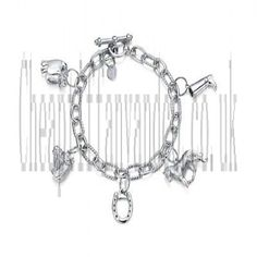 Tiffany And Co Bracelet, Tiffany Rings, Charmed, Horses, Store, Boots, Bracelets, Silver, Jewelry