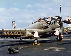 USS Forrestal 1962   Flickr - Photo Sharing!