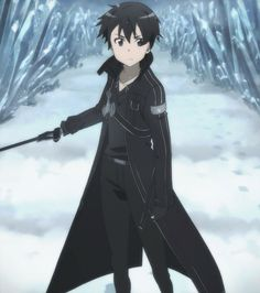 Kirigaya Kazuto Anime Boy Wallpap