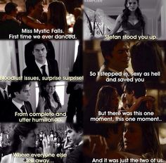 """#TVD 6x07 """"Do You Remember the First Time?"""" - Damon and Elena"""