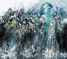 BBC - BBC Arts - Stormy Waters: Maggi Hambling returns to the National