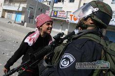 I am The Woman , I am The Freedom , I am The Revolution .. I am Palestine
