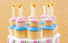 Homemade Birthday Cake Ideas | This stadium cake pan does all the cake making work for you. Add some ...