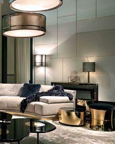 "166 Likes, 2 Comments - Aldesign_egypt (@aldesign_egypt) on Instagram: ""[ Aldesign For Furniture & Projects ]  @sameryouhanna @fadyrizkallah_  Modern villa design...…"""