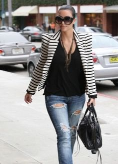 Kim Kardashian - Street Style | Blog de Nisu.pe