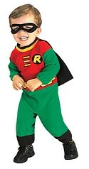#TeenTitan #Robin #Costume #OyaCostumes #Halloween #Toddler #batman