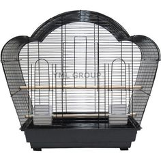 YML Scallop Shell Small Bird Cage | Wayfair