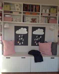 My Twin Girls room