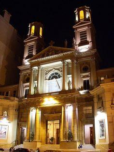 La Iglesia de San Nicolas de Bari - Buenos Aires, Argentina