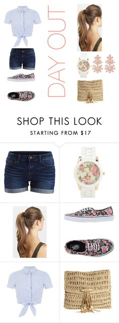"""DO"" by girlofharryes ❤ liked on Polyvore featuring VILA, Aéropostale, France Luxe, Vans, Miss Selfridge and Skemo"
