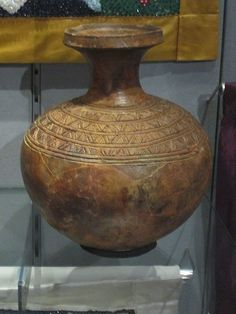 File:African domestic pottery, International Slavery Museum, Liverpool (6).JPG