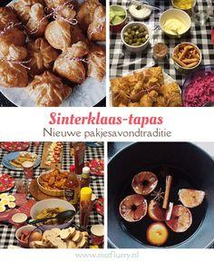 Uitgebreid verslag over de (voorbereidingen van de) eerste keer pakjesavond bij ons thuis. We aten Sinterklaas-tapas. Een nieuwe traditie? Onderdeel van de de adventskalender 2015.