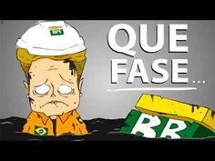 Disso Você Sabia ? Fatos: JUSTIÇA Contra Petrobras - Sucata PASSADILMA by @RachelSherazade