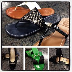 Good A Girl Can Never Have Too Many Shoes Check Out These New Beauties From  #toryburch