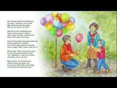 Een rode ballon maakt een verre reis, en op het kaartje staat een hele bijzondere boodschap, de PDF staat op www.bijbelidee.nl