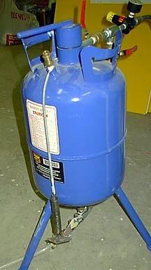 Sand Blast Kit Pressure Washer Accessories Wet Sandblaster