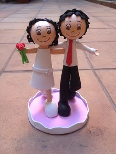 Minifofucha boda