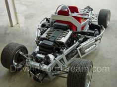 Pedal Cars, Race Cars, Kit Cars Replica, Homemade Go Kart, Tube Chassis, Go Kart Chassis, Diy Go Kart, Diy Car, Car Brands