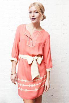 Lauren Moffatt Sugar Cane dress
