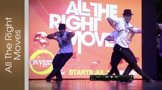 All The Right Moves - Travis Wall, Teddy Forance, Nick Lazzarini.  Launching the dance company and the show.