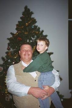 Dad & Andrew!