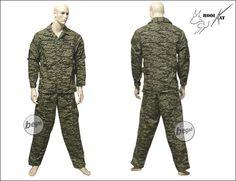 BE-X Rooikat combat suit